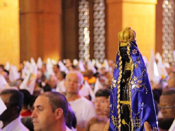 Santuário de Aparecida dá início ao Ano Jubilar Mariano
