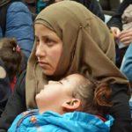 Papa: as mulheres tenham mais espaço para a paz no Oriente Médio