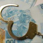 Brasil perde por ano cerca de 200 bilhões de reais em corrupção