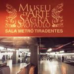 História de Nossa Senhora Aparecida será retratada no metrô paulistano