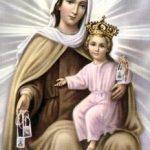 """Nossa Senhora do Carmo na vida de """"Nossa Mãe"""""""