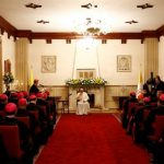 Ao Celam, Papa diz que missão se faz com paixão e no corpo a corpo