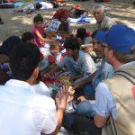 """""""Compartilhe a viagem"""": campanha de acolhida a migrantes e refugiados"""