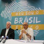 """Santuário Nacional apresenta a campanha """"Eu sou o Brasil ético"""""""