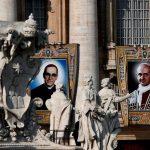 Jesus é radical, dá tudo e pede tudo, disse o Papa na Missa com canonizações