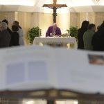Papa: o coração endurecido nos faz perder a fidelidade ao Senhor