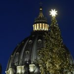 As celebrações pontifícias de fim de ano e início de janeiro