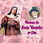 2º Dia – Novena à Santa Teresinha