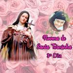 3º Dia – Novena à Santa Teresinha