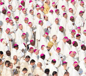 Oração pelos bispos, sacerdotes e diáconos