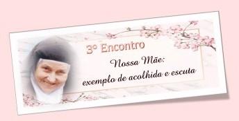 3º Dia da Novena da Serva de Deus Nossa Mãe