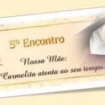 5º Dia da Novena da Serva de Deus Nossa Mãe