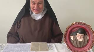 FESTA SERVA DE DEUS MADRE TEREZA MARGARIDA  - Testemunho Irmã Vânia