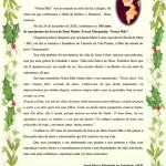 """24/12 – Nascimento Nossa Mãe – """"Ela veio na noite de Natal…"""""""