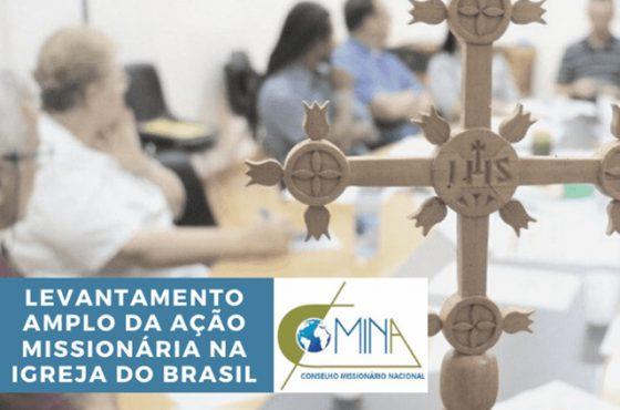 COMINA – Conselho Missionário Nacional prepara levantamento amplo da ação missionária na Igreja do Brasil