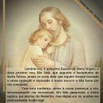 Ó doce protetor meu São José!!
