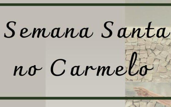 Semana Santa 2021 - Carmelo São José