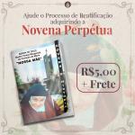 """Adquira a Novena Perpétua da """"Nossa Mãe"""""""